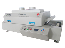 Infrared Channel Reflow Oven T-960w